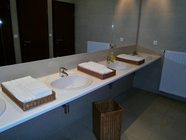 Badkamer installeren